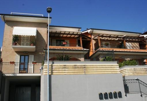 Prospetto Sud Residenza I Girasoli - 2011